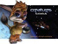 Creatures: Exodus (PDF) - Kutoka Interactive