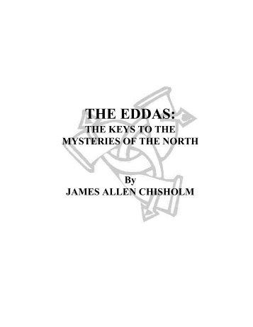 THE EDDAS: - Temple of Our Heathen Gods