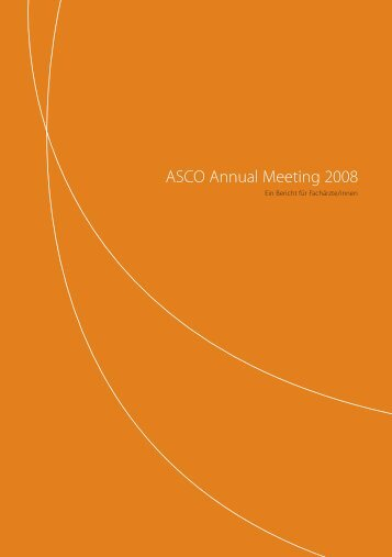 ASCO Annual Meeting 2008 - Actavis