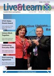 Summer 2009 - Scottish Union Learning
