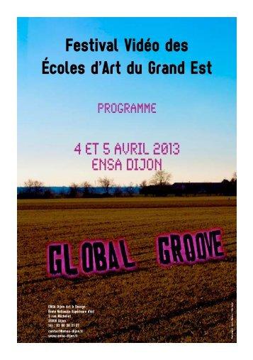 Festival Vidéo des Écoles d'Art du Grand Est