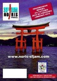 Catalogue 2007-2008 - Noris