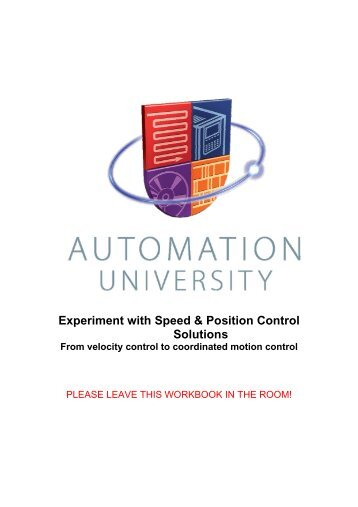 Lab 3: Combined application - Rockwell Automation
