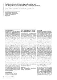 Polkörperdiagnostik Polkörperdiagnostik für monogene ...