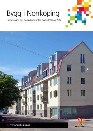 Bygg i Norrköping - Norrköpings kommun