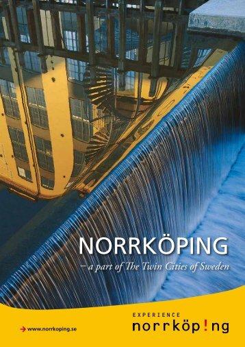 NORRKÖPING - Upplev Norrköping - Norrköpings kommun
