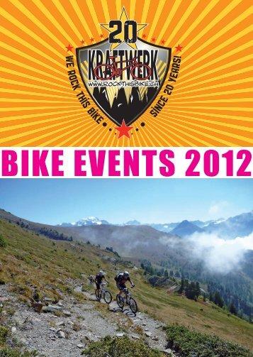 BIKE EVENTS 2012 - Kraftwerk Bikesport