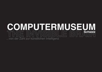 ComputerMuseum Schweiz - Robert Weiss Consulting