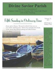 Feb 10 (Bulletin) - Seek And Find
