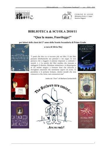 Classe seconda - Udine Cultura
