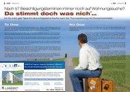Da stimmt doch was nich´… - Regensburger Stadtzeitung
