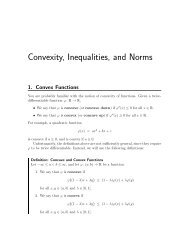 Convexity, Inequalities, and Norms