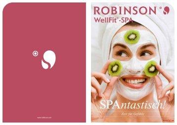 WellFit®-SPA - Robinson.com