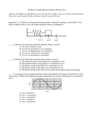 1 Ap Physics Vector And Projectile Practice Test Answers Ebcba