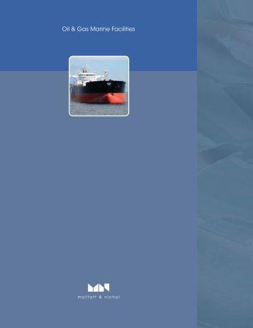 Oil & Gas Marine Facilities - Moffatt and Nichol Engineers