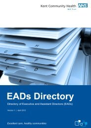 EADs Directory