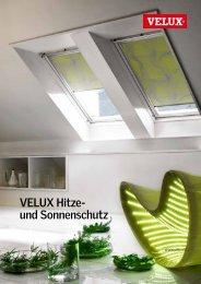 Velux Prospekt in PDF-Downloaden - Rohr Storen