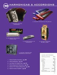 Harmonicas & accordions - Welcome to Mark Chiaramonte Home ...