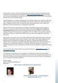 Nichola Brown An update from Gethyn Williams, Director of ... - ncvys - Page 2
