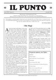 Anno XXVII, Numero 2 - dicembre 2008 - Veloscritture