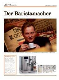 Migros Magazin - Interview mit I.R. - rogalla.ch