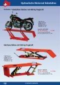 Motorrad Hebebühne Teco Tragkraft 600 kg 130 - Roland Bertschi AG - Seite 3