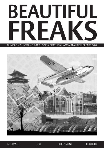 inverno 2012 - Beautiful Freaks