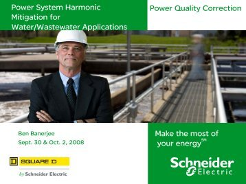Harmonics and AccuSine® Solutions - WWCC Training Zone