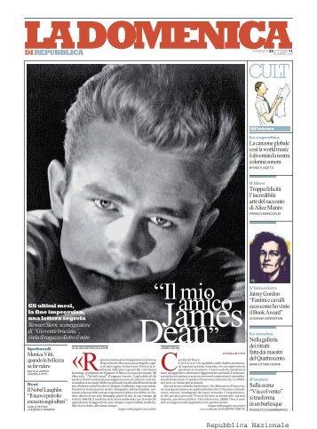 23 ottobre 2011 - La Repubblica