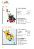 Katalog Fugenschneider - fuhrer+bachmann AG - Page 2