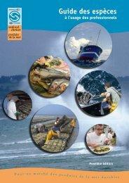 Le Guide des espèces 2008 - L'Alliance Produits de la mer