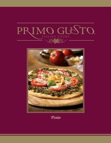 Primo Gusto - Pesto - Gordon Food Service