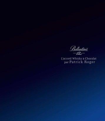 L'accord Whisky & Chocolat par - Pernod