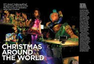 UK Reader's Digest - Christmas Around the World article