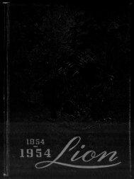 1954 Graduates - Lincoln University