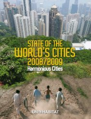 Harmonious Cities