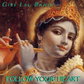 Follow Your Heart - Giri Lal Band - Hare Krishna Centre - Leicester