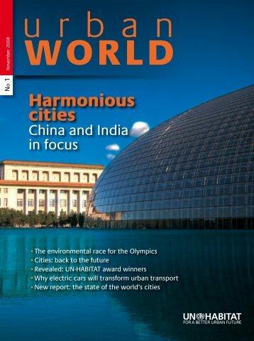 Harmonious cities - UN-Habitat