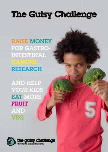 Parents information kit - The Gutsy Challenge