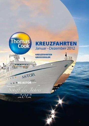 Thomas Cook KREUZFAHRTEN