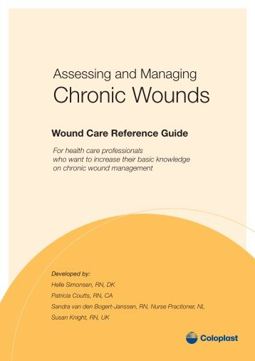 Assessing and managing chronic wounds - Coloplast