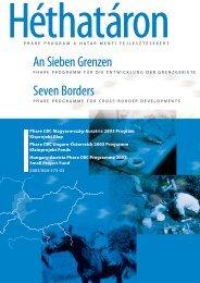 An Sieben Grenzen Seven Borders