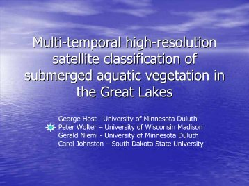 Download Presentation - Great Lakes Association of Science Ships