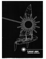 Laser EPS rigging manual - Laser Centre Switzerland