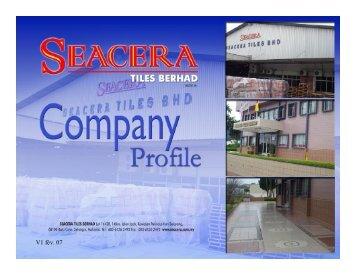 division de tuiles - Seacera.com.my