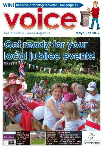 May/June 2012 - Breckland Council