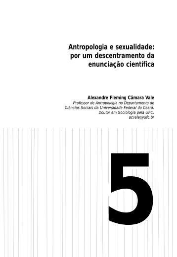 5. Antropologia e sexualidade - cchla