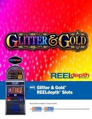 Glitter & Gold™ REELdepth™ Slots - IGT.com