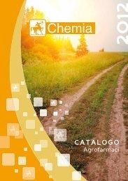 Catalogo Agrofarmaci 2012 - Chemia