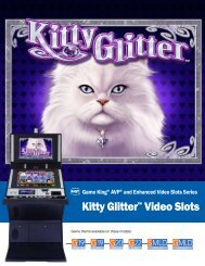 Kitty Glitter™ Video Slots - IGT.com